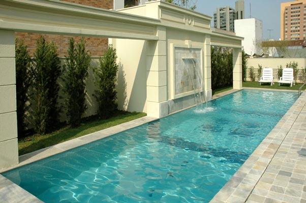 fotos jardins piscinas : fotos jardins piscinas:Jardins Granja Julieta – Apartamentos no bairro Chácara Santo