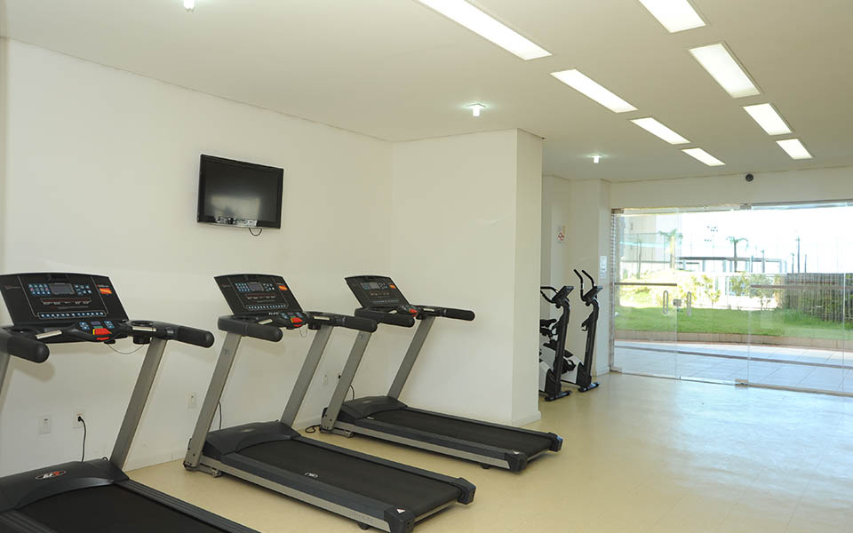 Fitness - Costa do Sol - Tecnisa