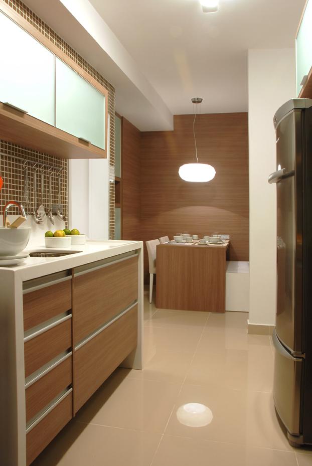 115 m² Cozinha