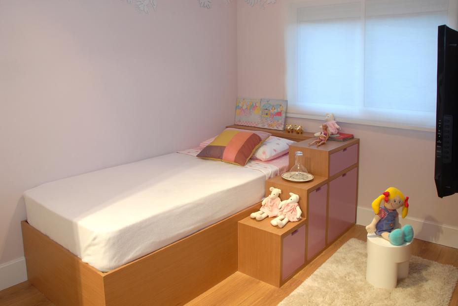 115 m² Quarto menina