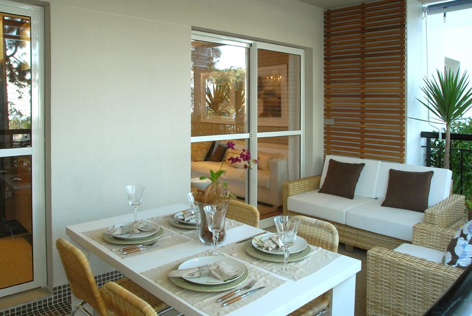 115 m² Terraço