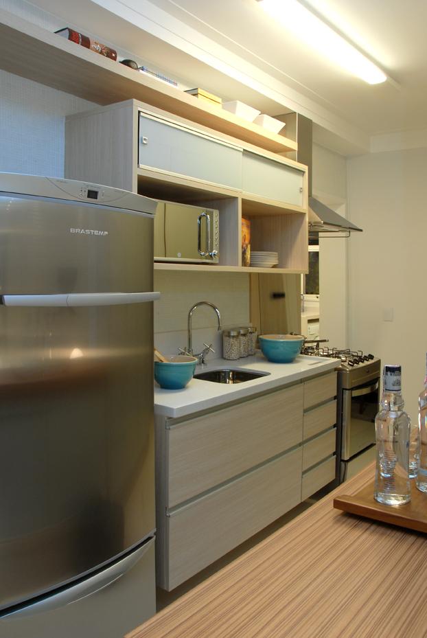 76 m² Cozinha