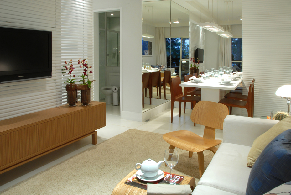 76 m² Living