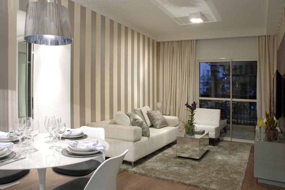 94 m² Living