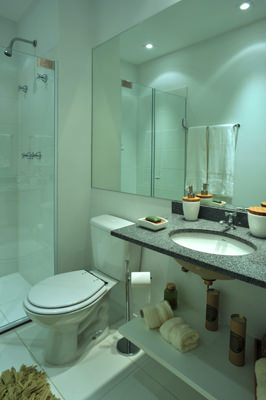78m² - Banheiro