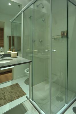 78m² - Banheiro da suíte