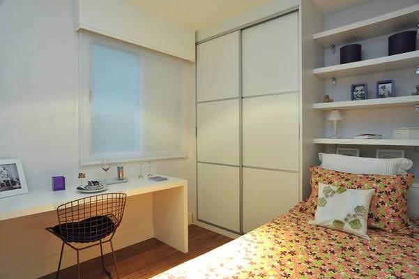 apto 74m² 2º dormitório