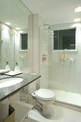 apto 74m² banheiro social