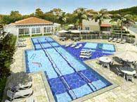 Complexo aquático - Bosques da Vila - Tecnisa