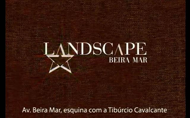 Landscape - apartamentos em Fortaleza, de frente para a praia - Landscape Beira Mar - Tecnisa