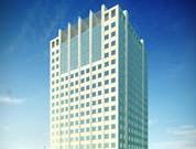 Fachada diurna - New Worker Tower - Jardim Aquarius - Tecnisa