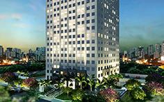 Fachada - New Worker Tower - Jardim Aquarius - Tecnisa