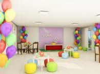 Salão de festas infantil - Único Mogi - Tecnisa