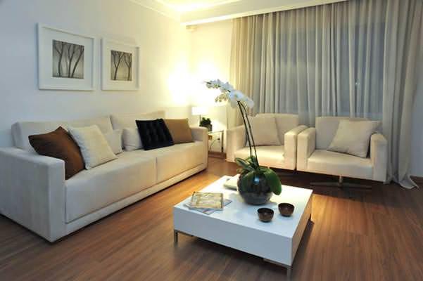 casa 82m² sala