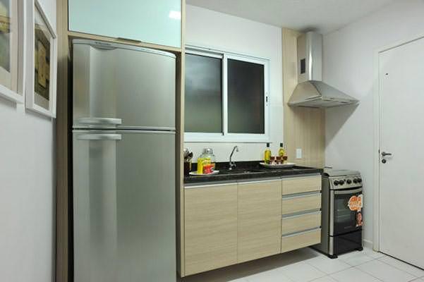 casa 82m² cozinha