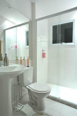 casa 82m² banheiro social