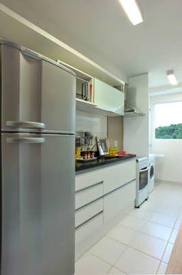 apto 74m² cozinha