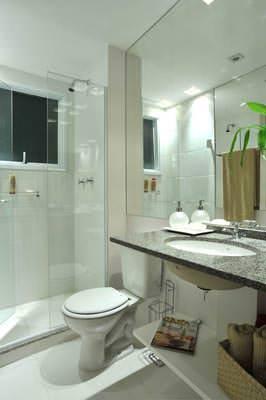 apto 74m² banheiro suíte