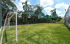 Campo de futebol - Bosques da Vila - Tecnisa