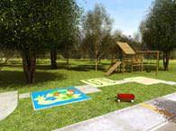 Playground - Bosques da Vila - Tecnisa