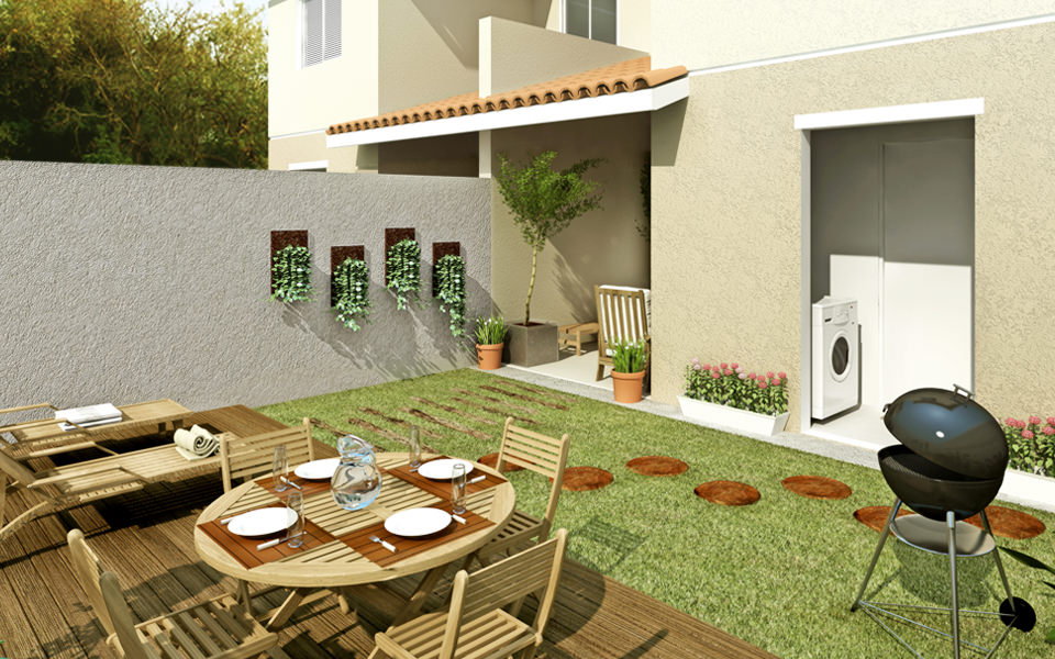 decoracao de jardins e quintais ? Doitri.com