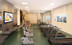 Fitness - Bossa Nova - Tecnisa