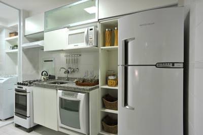 apto 67m² - cozinha
