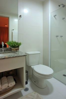 apto 67m² - banheiro da suíte
