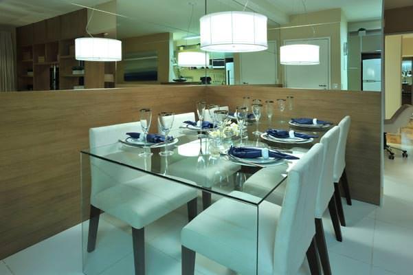 68 m² - Sala de Jantar