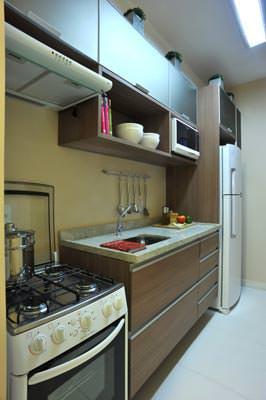 68 m² - Cozinha