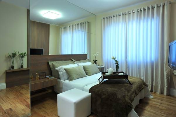 68 m² - Suíte