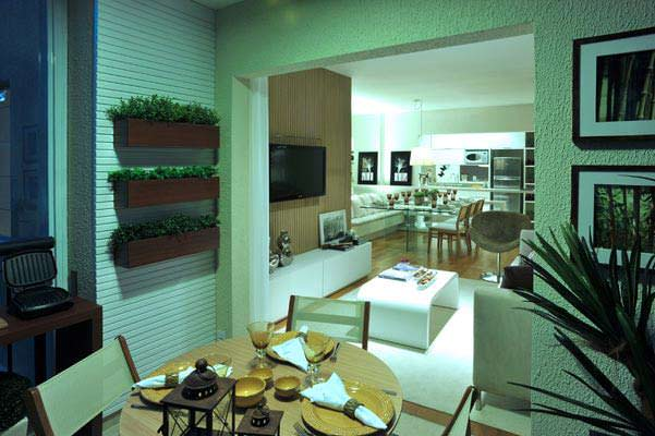 87 m² - Terraço