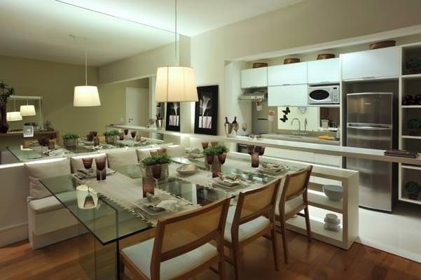 87 m² - Sala de Jantar