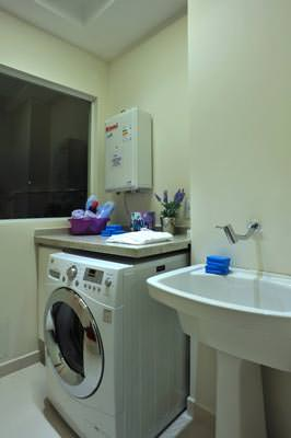 87 m² - Área de Serviço