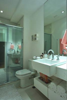87 m² - Banheiro Social