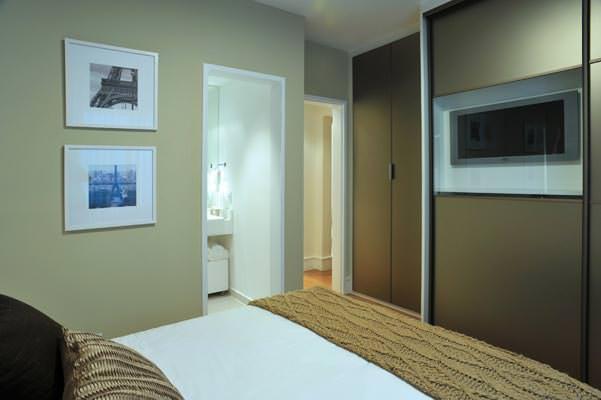 87 m² - Suíte