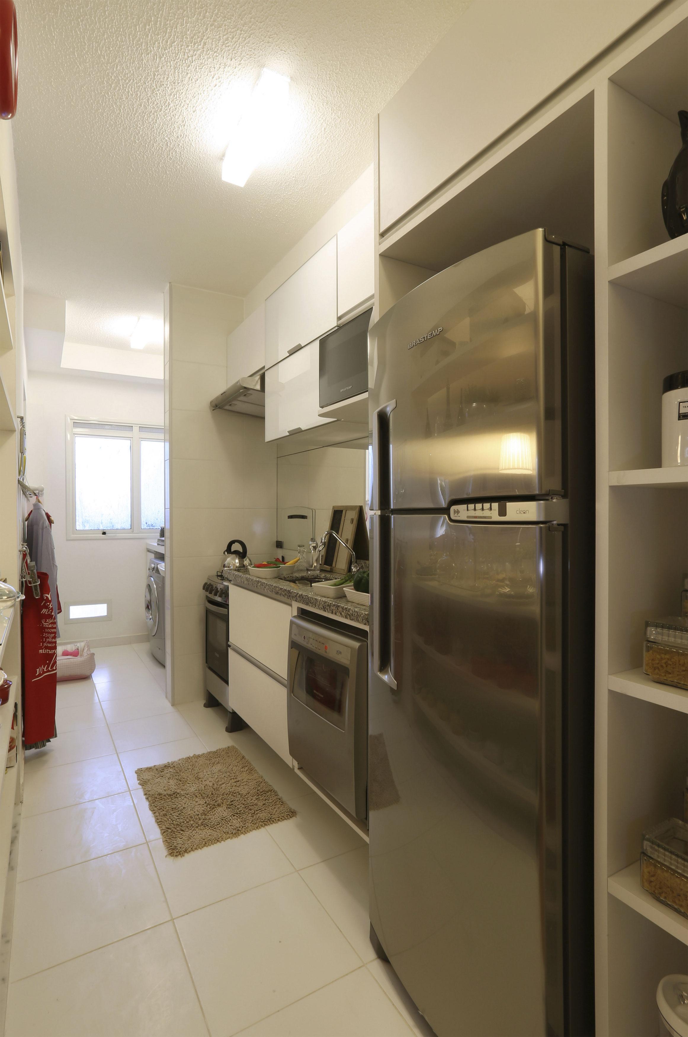 87m² - Cozinha