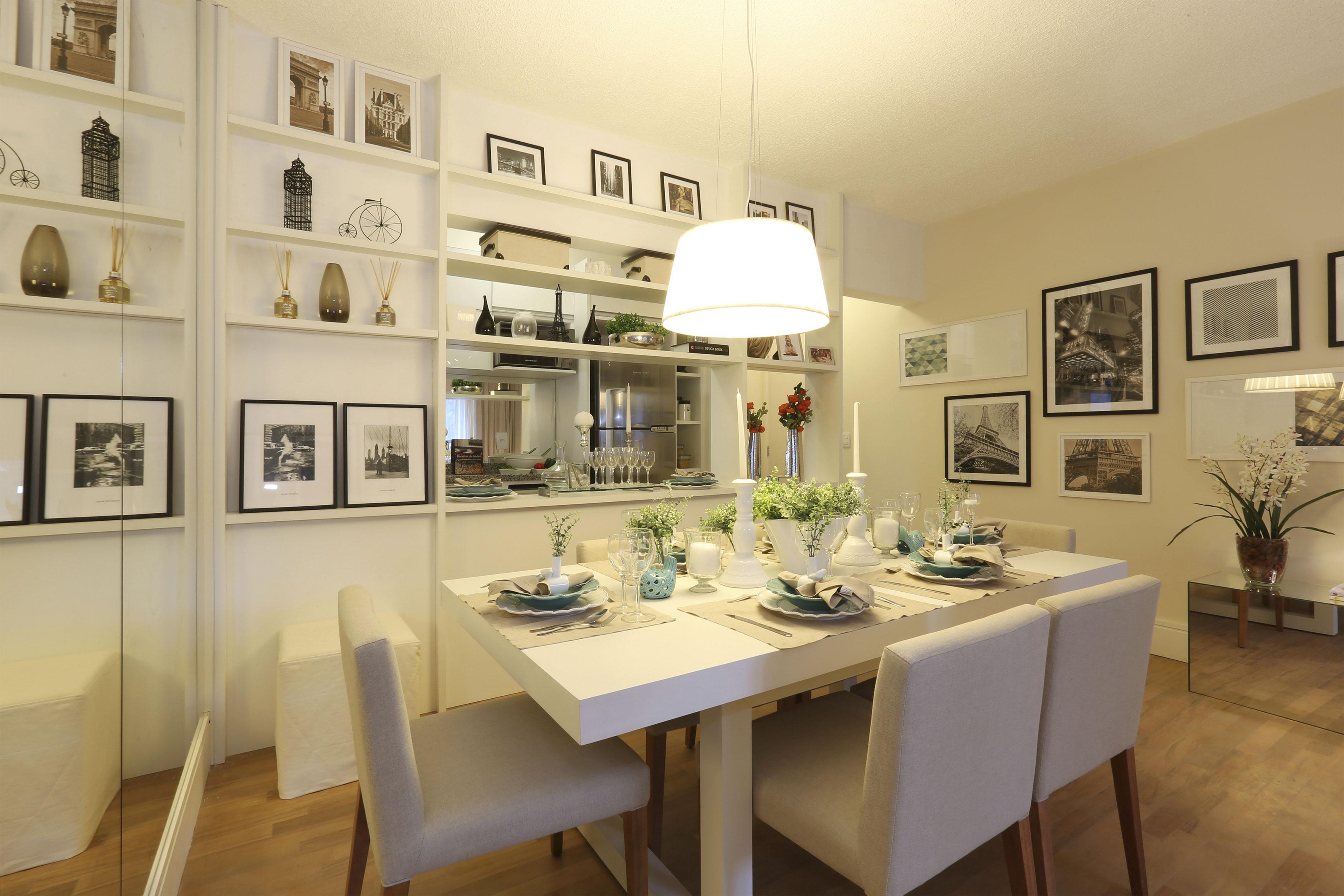87m² - Sala de jantar