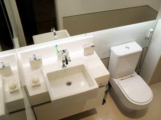 73m² - Banheiro social