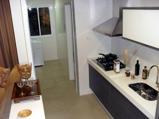 91m² - Cozinha