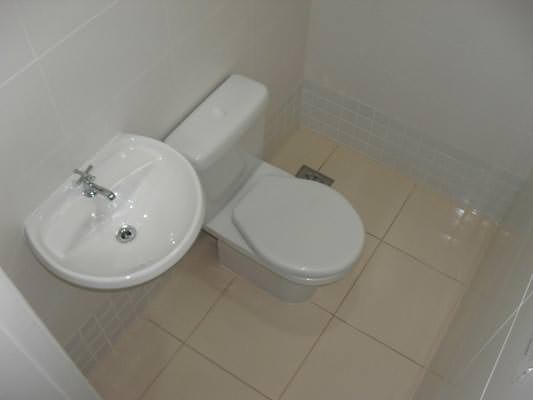 91m² - Banheiro de empregada