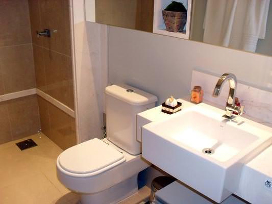 91m² - Banheiro social