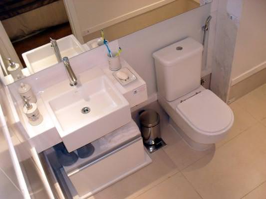 91m² - Banheiro Suíte
