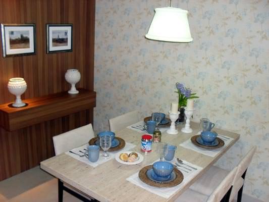 96m² - Sala de Jantar