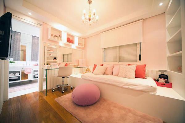 Dormitório Menina