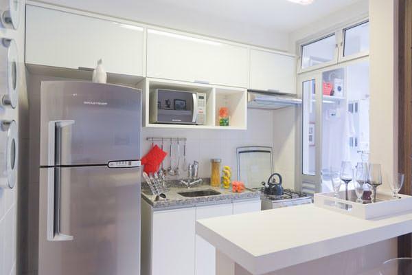64m² - Cozinha