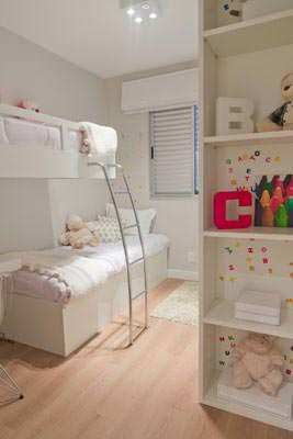 64m² - Dormitório Meninas