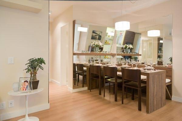 64m² - Sala de Jantar