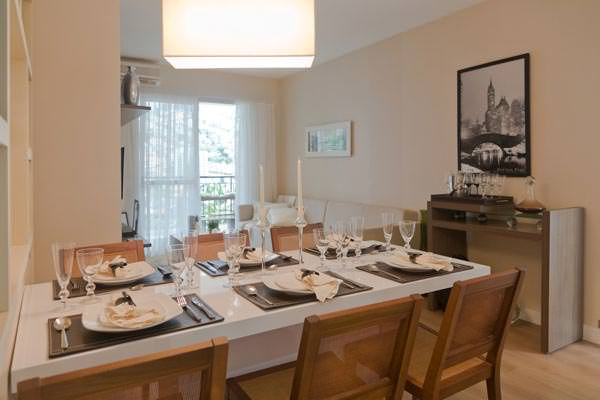 Sala De Jantar Usada Em Guarulhos ~ Flex Guarulhos  Apartamentos no bairro Vila Galvão em Guarulhos