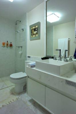 70m² - Banheiro